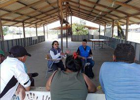 Realizada visita de la JEP a ETCR en Guaviare