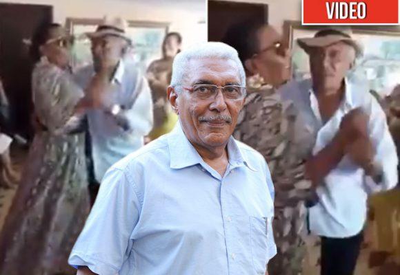 El excomandante de las Farc que más se está gozando la dejada de armas