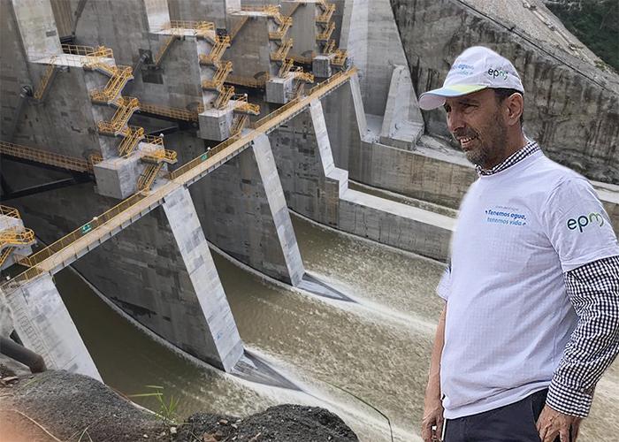 EPM admite posible racionamiento por Hidroituango
