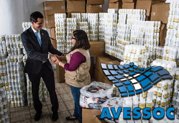 Cristianos de Venezuela rompen la prohibición y reparten la ayuda