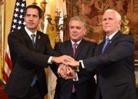 Sorpresivas presencias en la reunión del Grupo de Lima