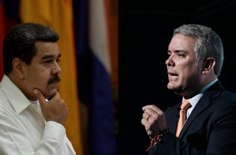La guerra con Venezuela resultó siendo la salvación de Iván Duque