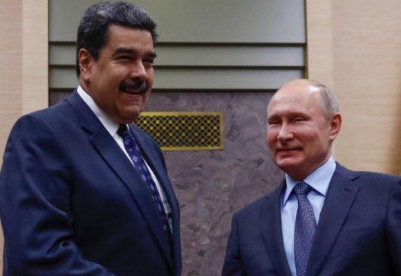 Maduro abre aeropuerto Maiquetía para la ayuda rusa