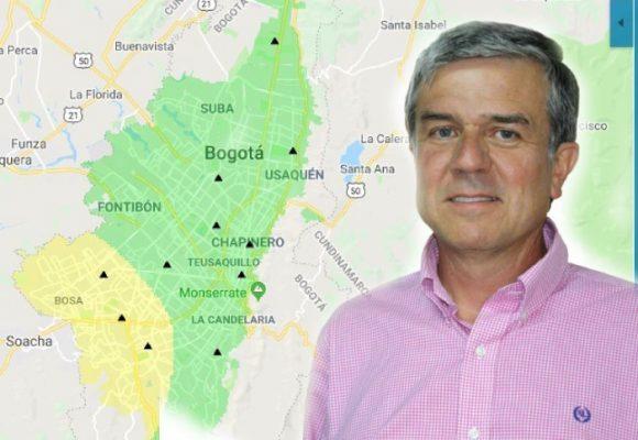 La contaminación en Bogotá repunta y el nuevo pico y placa se atornilla