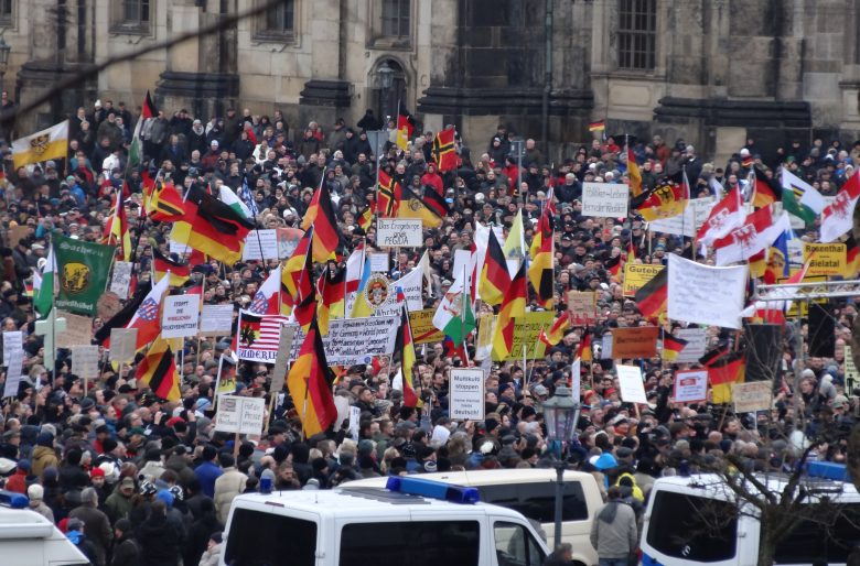 Alemania, a 30 años del muro, ¿otro muro?
