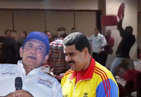 Poncho Zuleta odia a Maduro, pero le canta a su gente y cobra duro