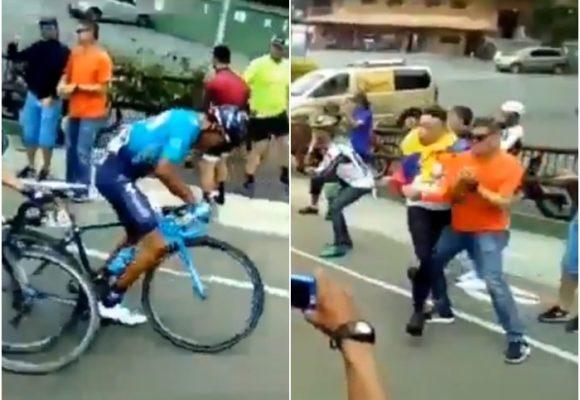 [VIDEO] Se sabe la verdad sobre la caída de Nairo en el Tour Colombia