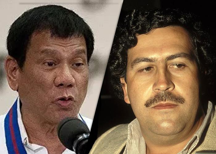 Guerra a muerte entre el Cartel de Medellín y Filipinas