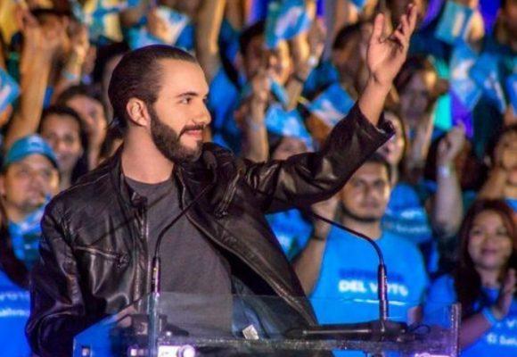Nayib Bukele, un millennial al poder en El Salvador