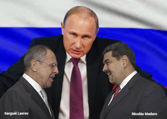 Serguéi Lavrov, el hombre de Putin que sostiene a Maduro
