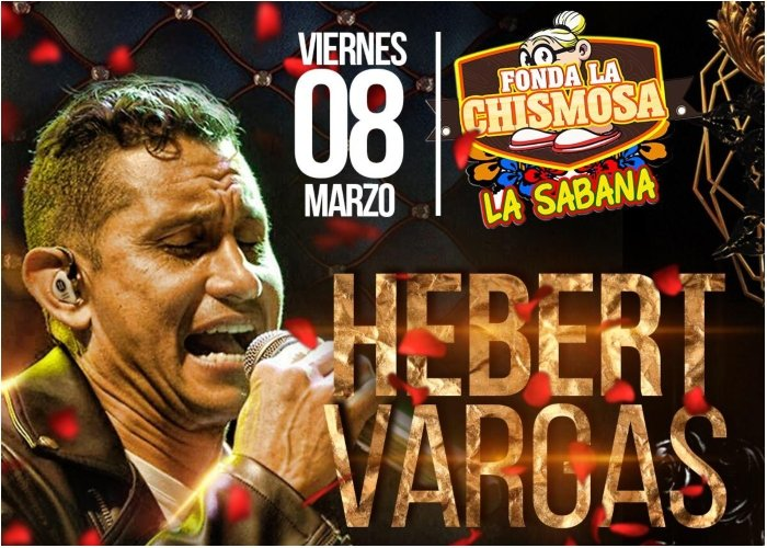 ¡Hebert Vargas regresa a Bogotá!