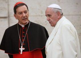 Cardenal Rubén Salazar pone el dedo sobre la llaga por pederastia dentro de la Iglesia