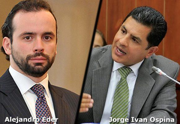 Candidatura de Alejandro Eder cataliza división verde y CD en Cali