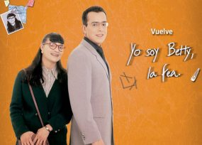 Betty La Fea, dueña absoluta del rating en Colombia