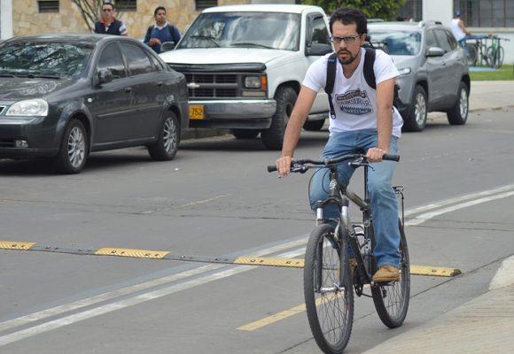 Bogotá: sin bicicleta no hay paraíso