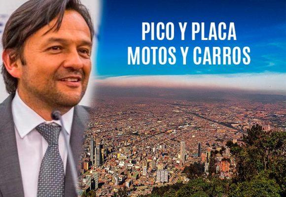 A Bogotá, la ciudad con el peor tráfico del mundo, se le suma crisis ambiental
