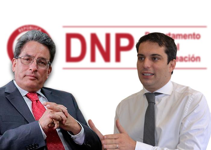 Rebelión de ex directores del DNP contra Carrasquilla
