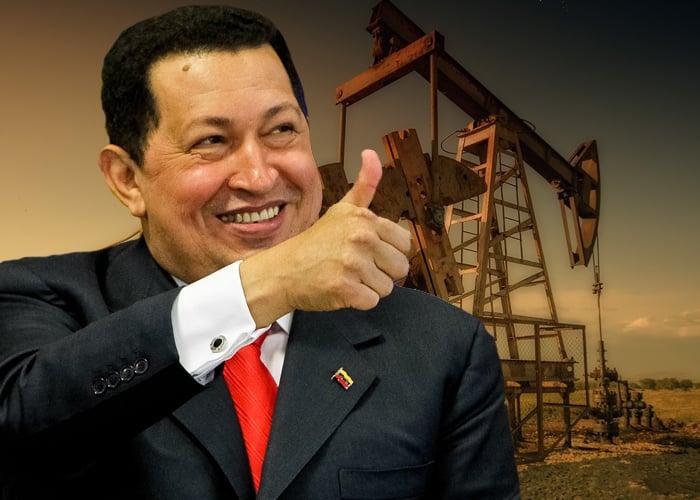 De dictaduras, petroleo y
