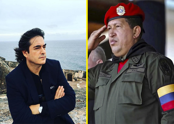 [Video] Cuando Jaime Bayly moría de amor por Hugo Chávez