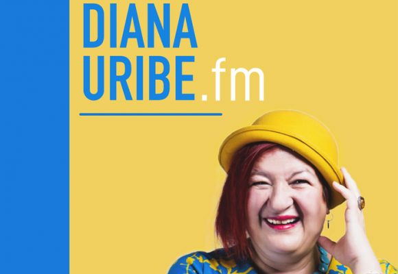 Diana Uribe, ahora en podcast