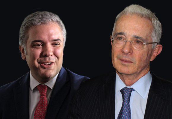 Presidente Duque, aprenda de Uribe: salve la patria