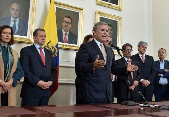 Colombia sin perspectiva regional: Plan Nacional de Desarrollo de Duque lo confirma