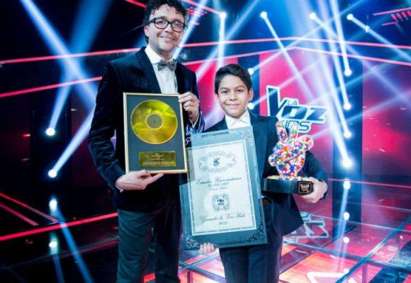 ¿Cuántos millones gana Caracol gracias a los niños de 'La Voz Kids'?