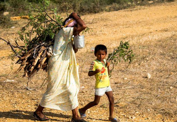 Es triste, pero el hambre y la desnutrición no son males exclusivos de La Guajira
