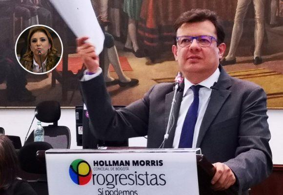 Morris, el opositor que apoyó a Peñalosa