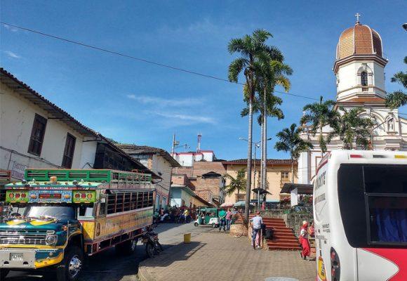 La maldición en Ituango