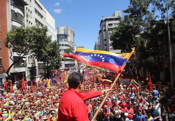 Ya es hora de que Maduro, su séquito y los ocupantes extranjeros salgan de Venezuela