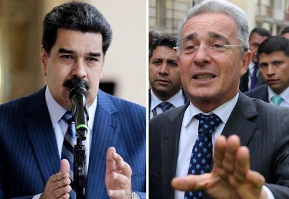 Maduro y Uribe son casi lo mismo, que no digan lo contrario