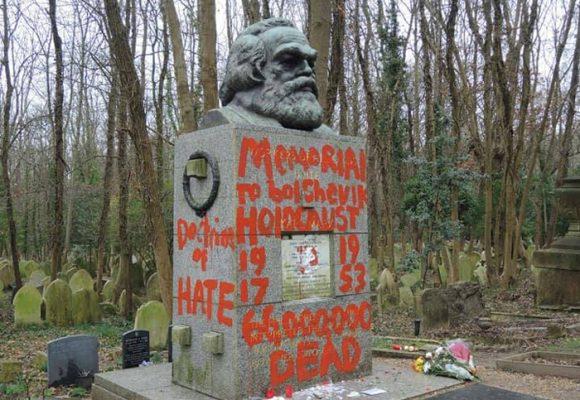 ¿Por qué no dejan descansar a Marx?