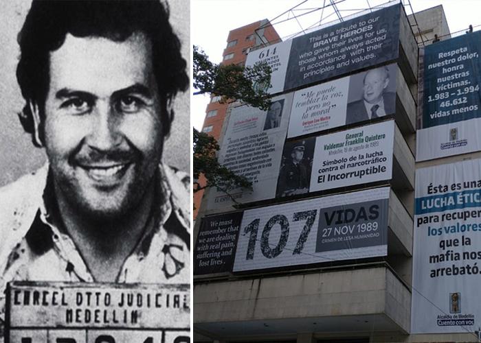 Adiós al edificio Mónaco, símbolo del terror de Escobar