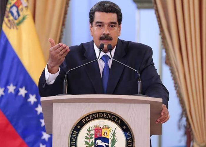 Maduro y su régimen tienen que caer