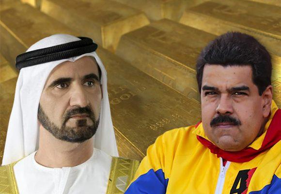 Los Emiratos Árabes le dicen NO a Maduro