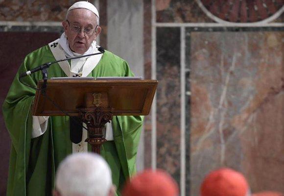 Cumbre antipederastia del papa: más preguntas que respuestas