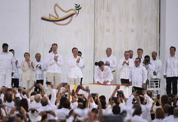 El laberinto de los acuerdos de paz en Colombia
