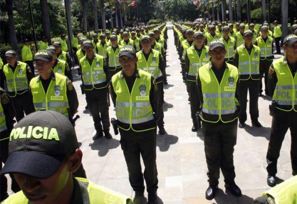 La ingratitud de los colombianos con la Policía