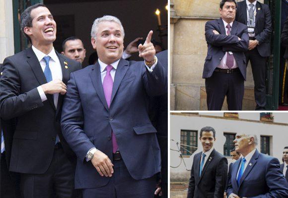 Entretelones de la cumbre anti-Maduro en Bogotá