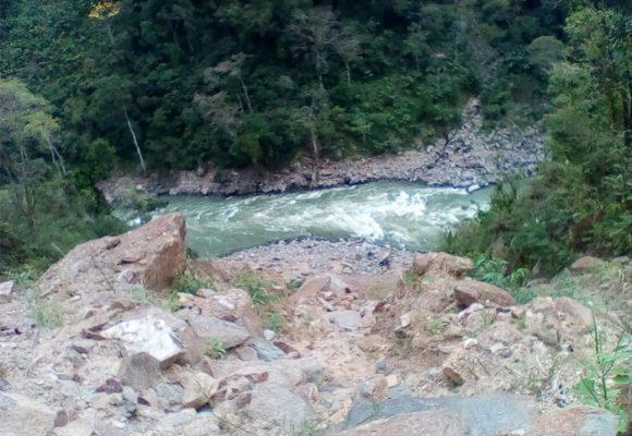 El río Cauca, ¿una mujer desnuda?