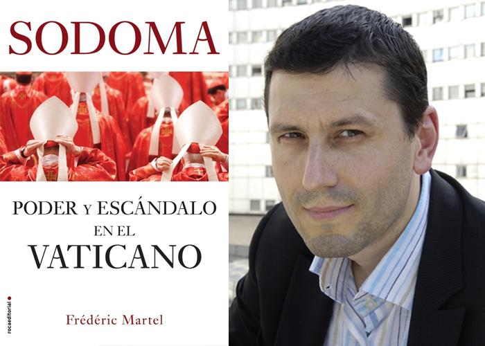 'Sodoma', el libro que escandaliza a la Iglesia católica