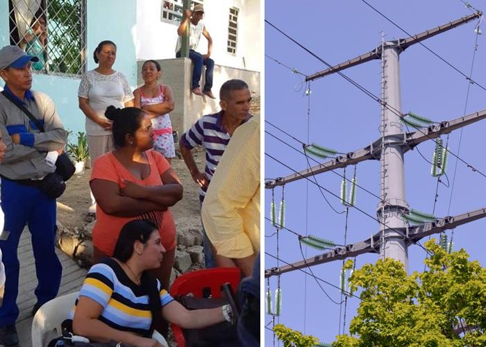 Sigue el atropello de Electricaribe