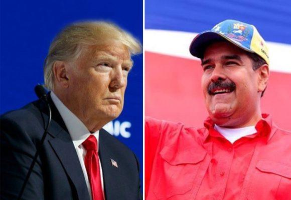De planearse un golpe de estado contra Trump, ¿caería primero él que Maduro?