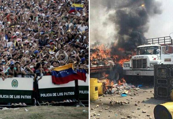 Venezuela: del concierto al desconcierto