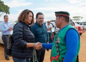 Comisionado de Paz y Mininterior toman las riendas en negociación con la Minga