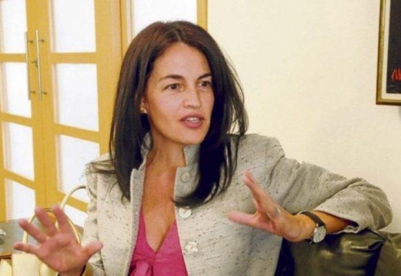 Sofía Gaviria al fin se decidió por la embajada en Suiza