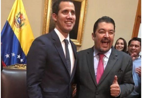 Con estos audios la mano derecha de Guaidó alertó sobre su captura