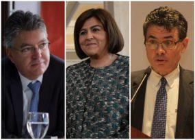 Tres exministros de Santos en la puja por la rectoría de los Andes