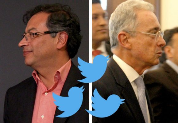 "Uribe, cansado del ""matoneo"" de Petro, le puso abogado"